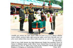 BANGLADESH-MILITARY-ACADEMY