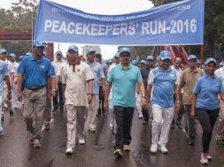 UN Peacekeeping Day Run