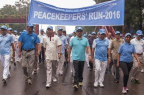 UN Peacekeeping Day Run