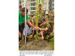 ARMY TREE PLANTATION-2016 INAUGURATE