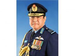 Chief of Air Staff Air Chief Marshal Abu Esrar
