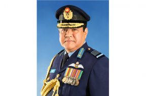 Chief of Air Staff Air Chief Marshal Abu Esrar