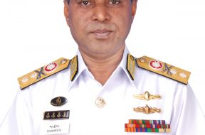 New Navy Chief Picture