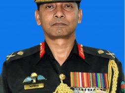 Major General Md Main Ullah Chowdhury